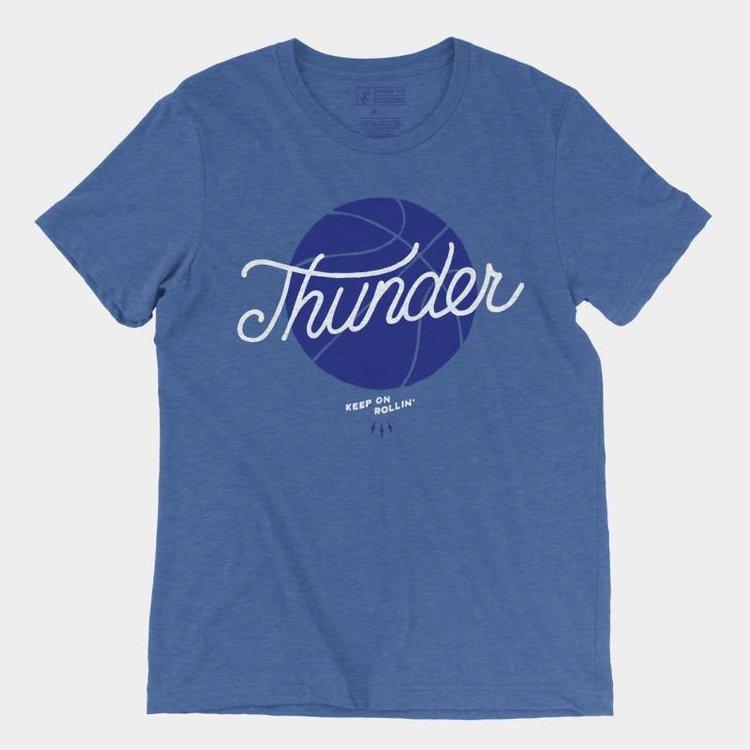 Shop Good Thunder Basketball Tee