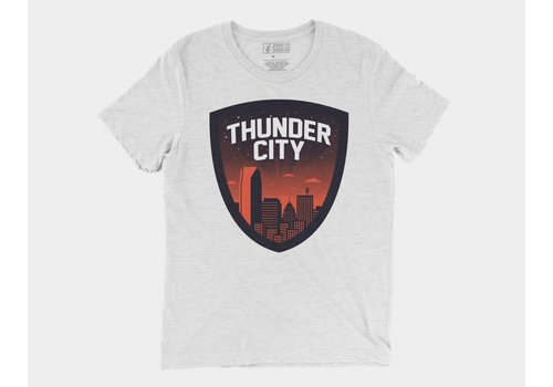 Shop Good Thunder City Shield Tee