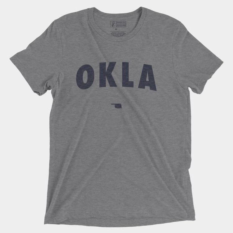 Shop Good OKLA Tee
