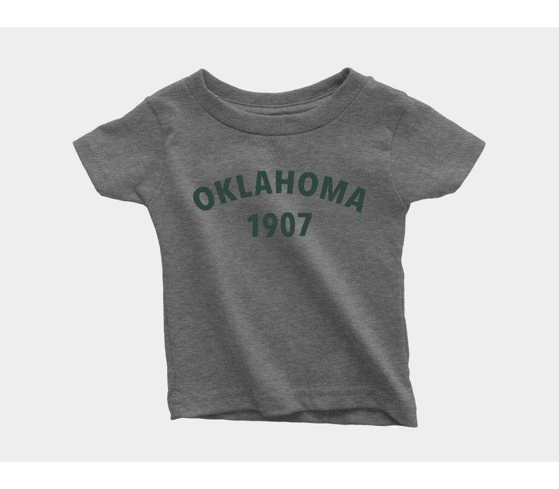Oklahoma Heritage Kids Tee