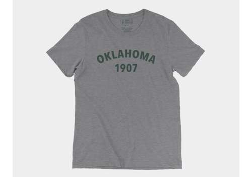 Shop Good Oklahoma Heritage Tee