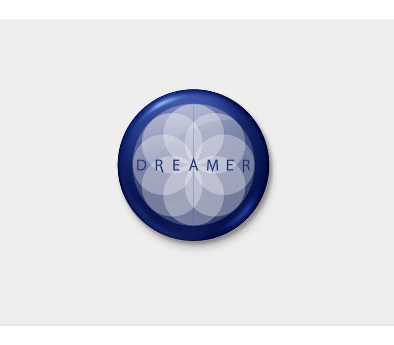 Dreamer Pinback Button