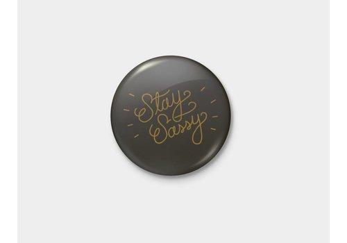 Shop Good Stay Sassy Pinback Button