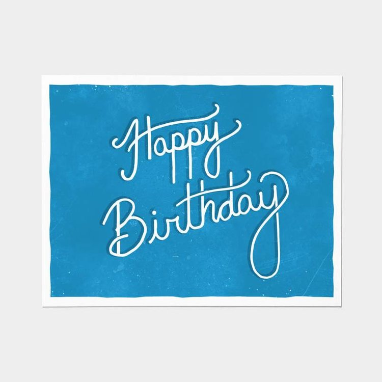Shop Good Happy Birthday Card
