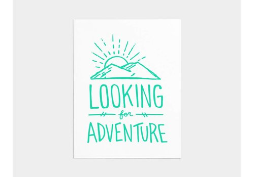 Shop Good Looking for Adventure Card