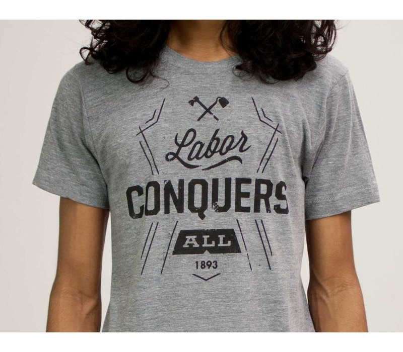 Labor Conquers All Tee