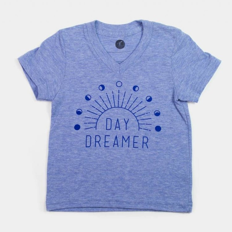 Shop Good Day Dreamers Kids V-Neck Tee