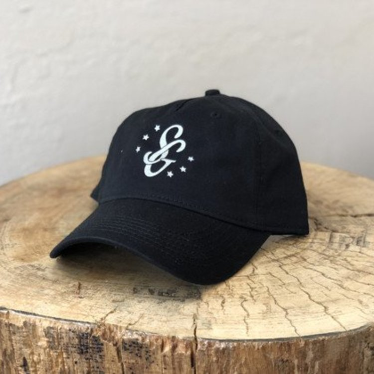 Shop Good SG Monogram Hat Black