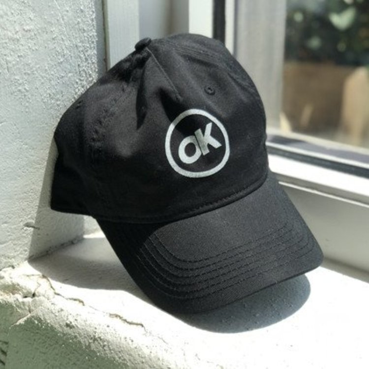 Shop Good The OK Hat Black