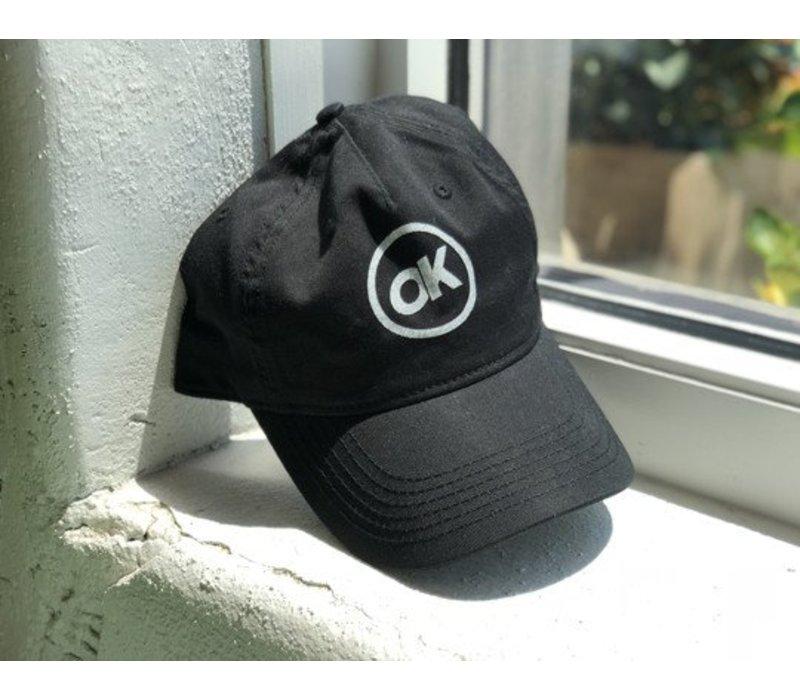 The OK Hat Black
