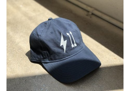 Shop Good Thunder Up Hat Navy