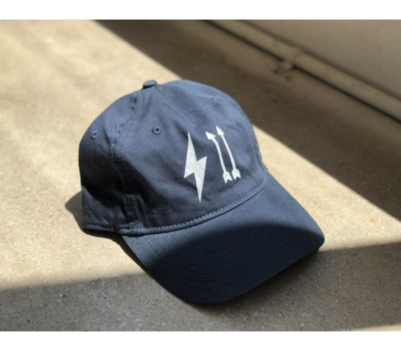 Thunder Up Hat Navy