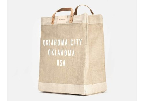 Apolis Oklahoma City Market Bag