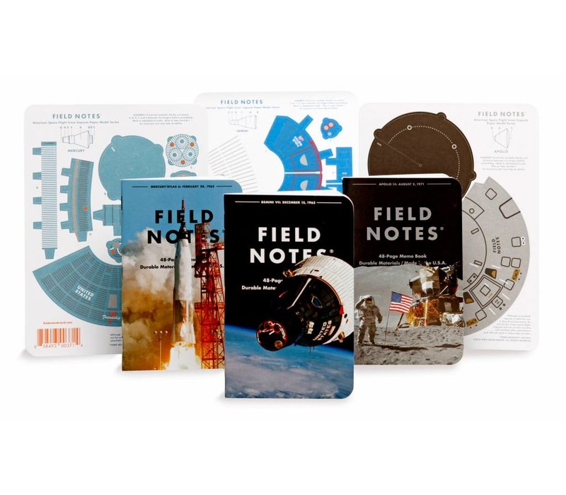 Field Notes - 3 Missions 3-Pack