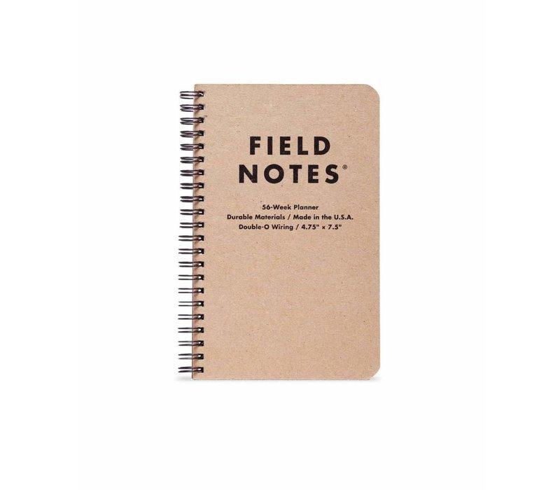 Field Notes - 56-Week Planner