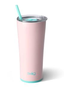 Swig Swig 22oz Tumbler Blush