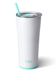 Swig Swig 22oz Tumbler Diamond White