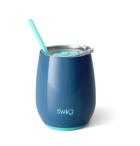 Swig Swig 14oz Wine Cup Denim