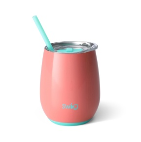 Swig Swig 14oz Wine Cup Melon