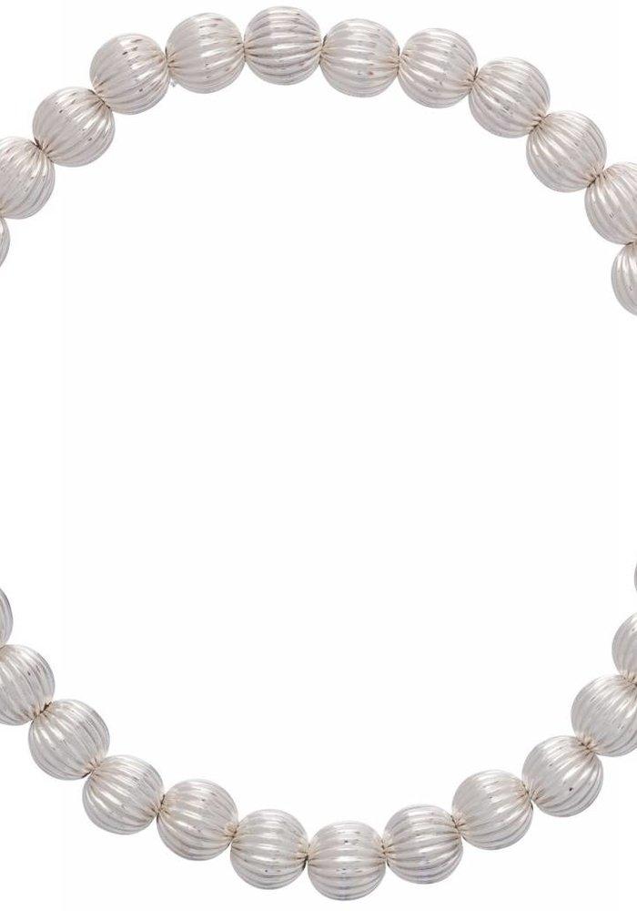Dignity Sterling 6mm Bead Bracelet