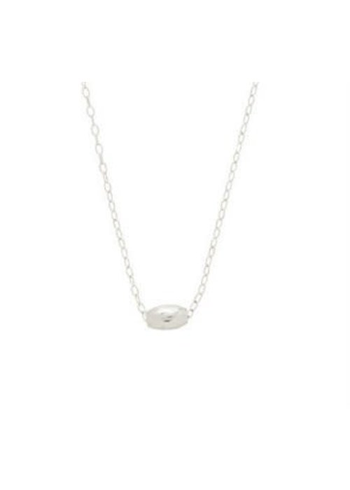 """Enewton 16"""" Necklace Sterling Harmony Small Sterling Charm"""