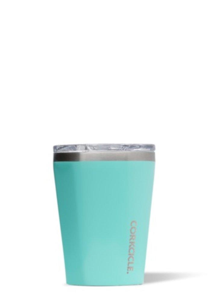 Gloss Turquoise 12oz Tumbler