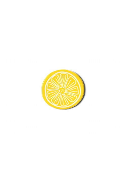 Happy Everything Mini Lemon Slice Attachment
