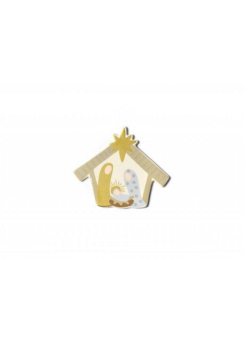 Happy Everything Neutral Nativity Mini Attachment