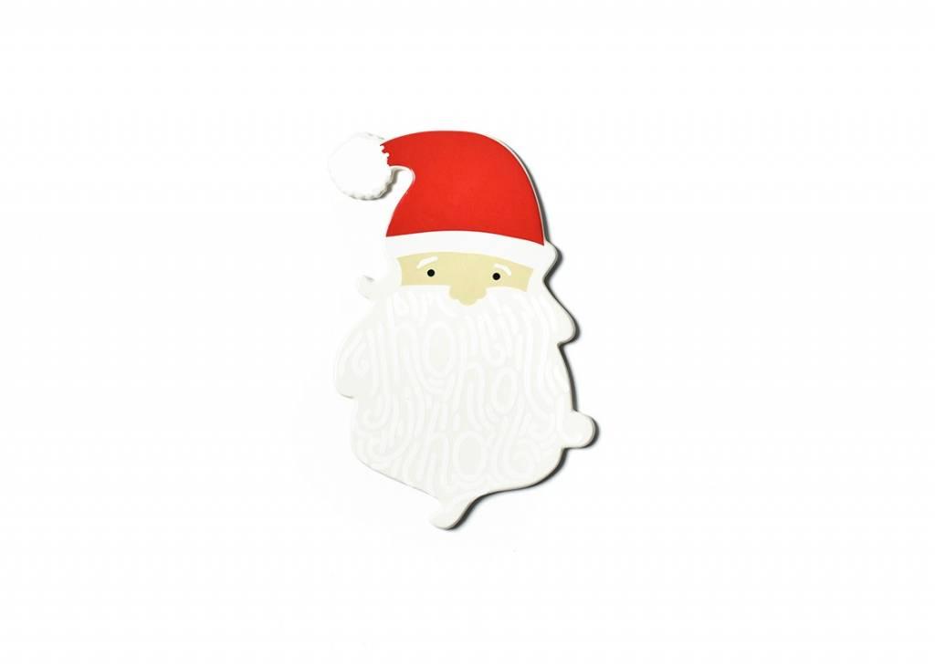 Happy Everything Santa Ho Ho Ho Mini Attachment