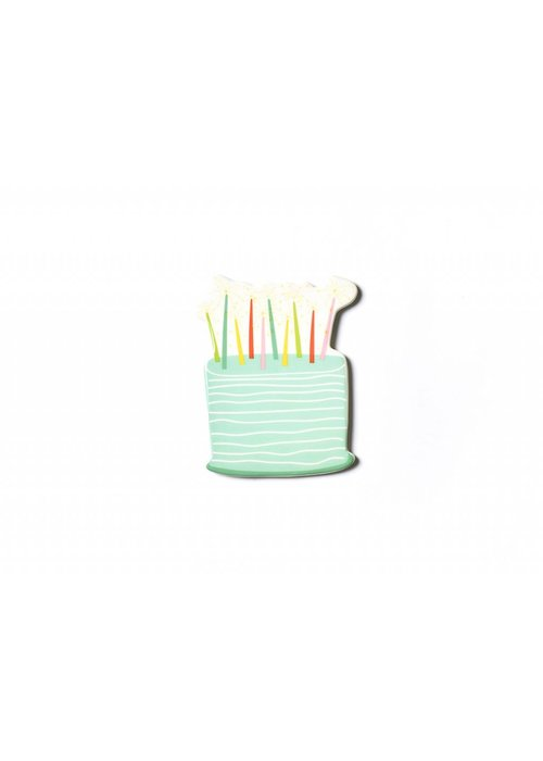Happy Everything Mini Sparkle Cake Attachment