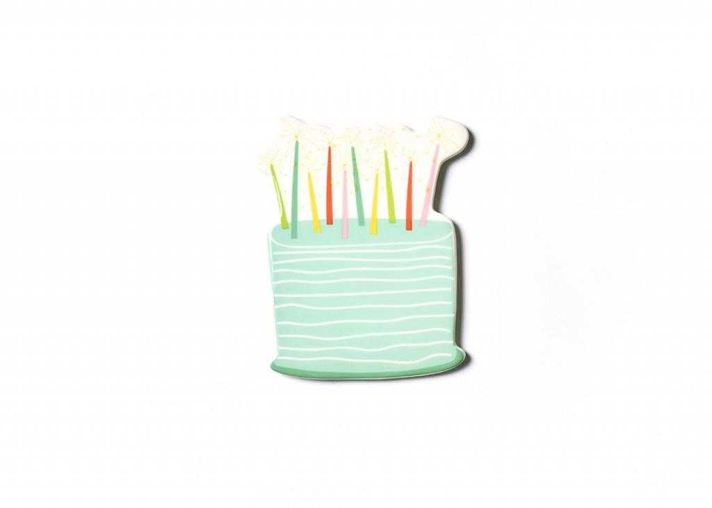 Happy Everything Mini Sparkle Cake Attachment