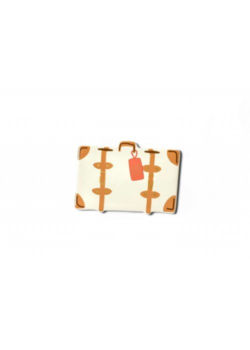 Happy Everything Happy Travels Luggage Mini Attachment