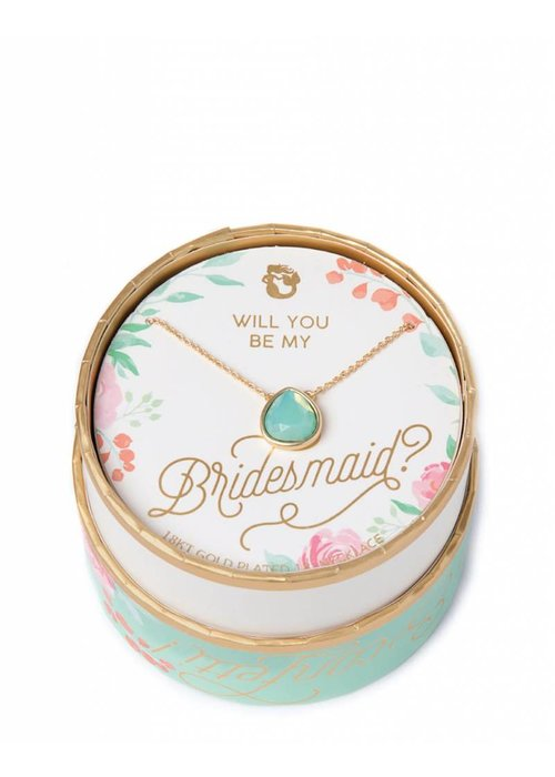 Spartina 449 Sea La Vie Bridesmaid Necklace Something Blue