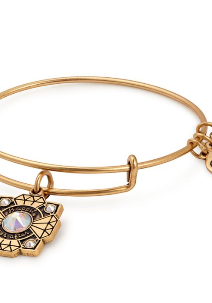 Alex & Ani Bride Gold Bangle
