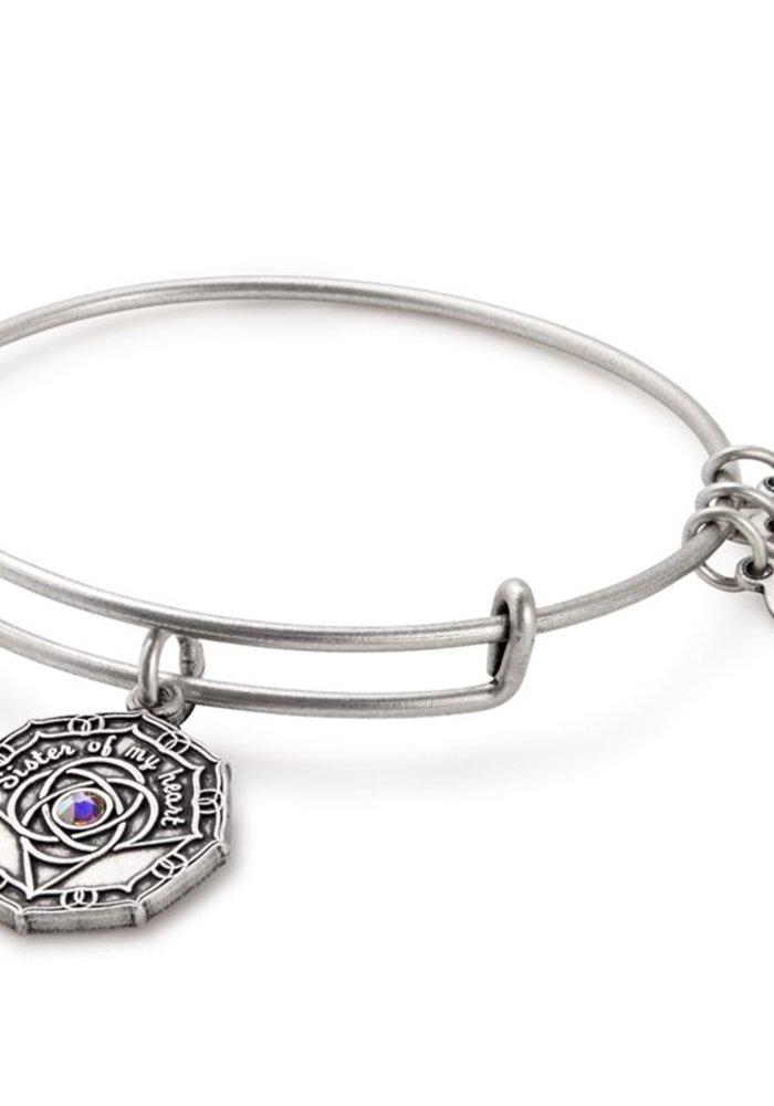 Alex & Ani Bridesmaid Silver Bangle