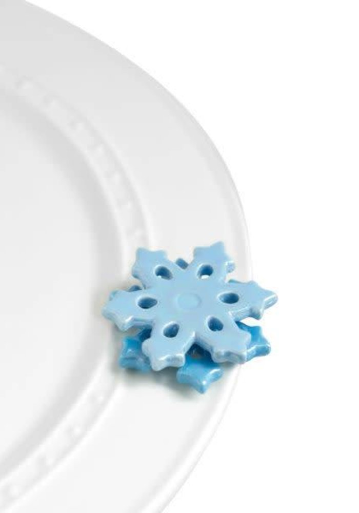 No Two Alike Snowflake Nora Fleming Mini