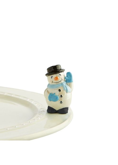 Nora Fleming Frosty Pal Snowman Nora Fleming Mini