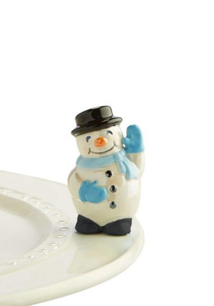 Frosty Pal Nora Fleming Mini