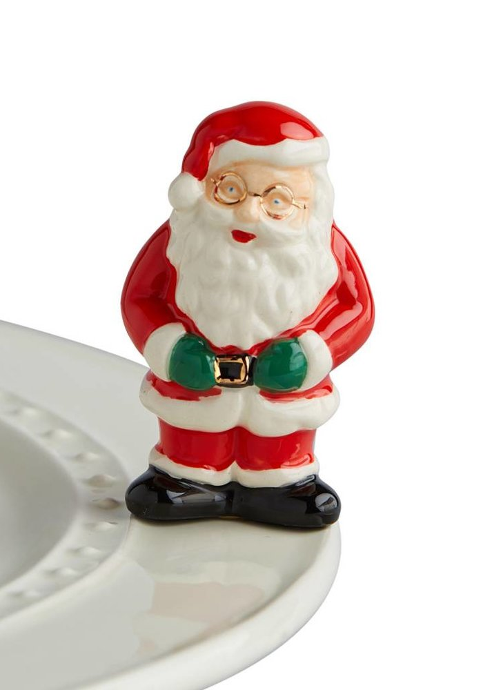 Father Christmas Cartoon Images.Nora Fleming Father Christmas Nora Fleming Mini