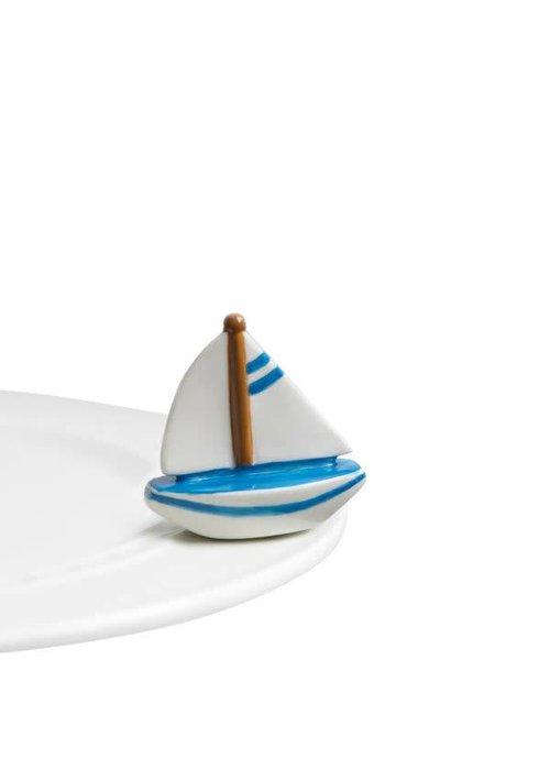 Nora Fleming Sail Me Away Nora Fleming Mini