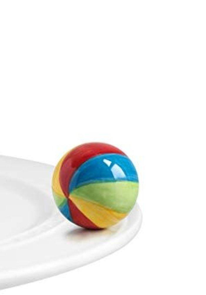 Have a Ball Beach Ball Nora Fleming Mini