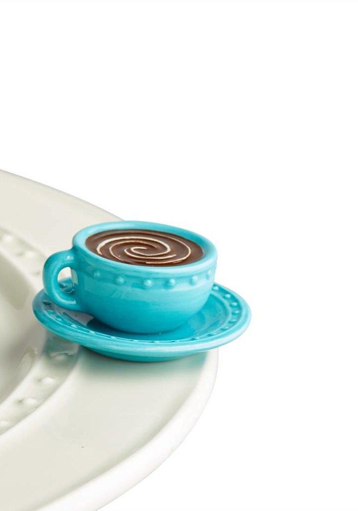 Warm Me Up Coffee Mug Nora Fleming Mini