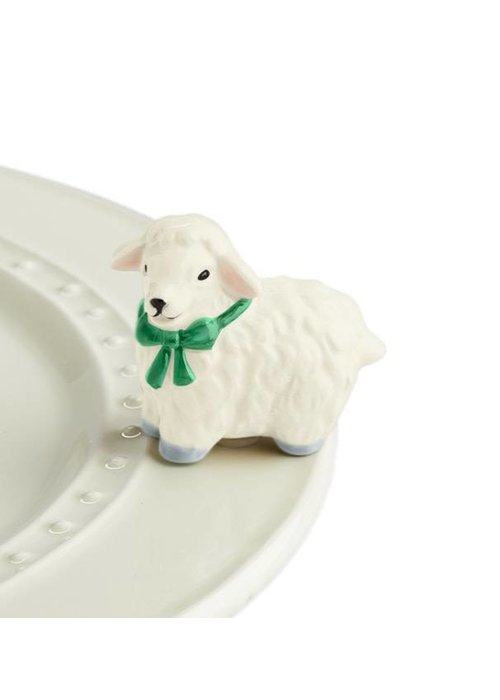 Nora Fleming I Love Ewe Lamb Nora Fleming Mini