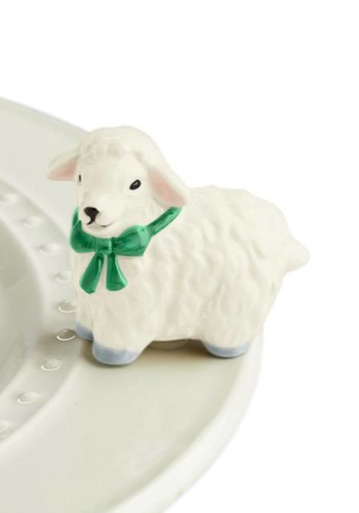 I Love Ewe Lamb Nora Fleming Mini