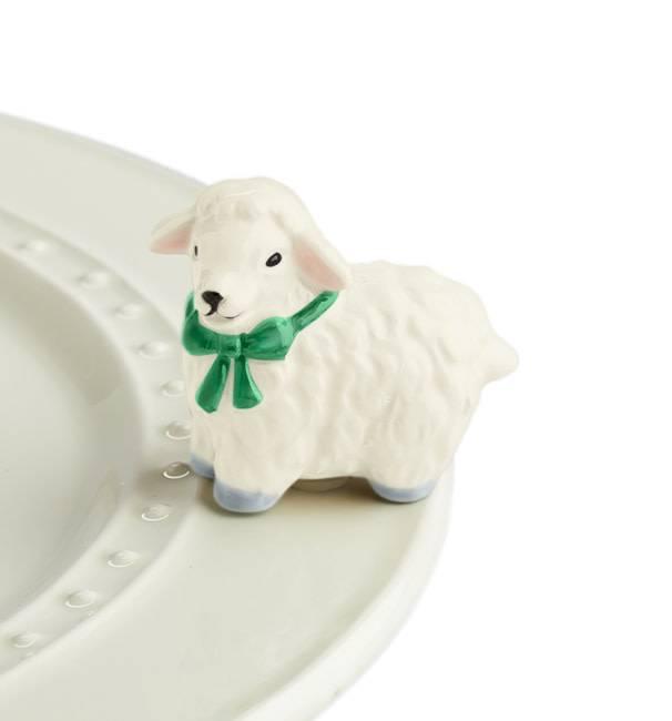 Nora Fleming I Love Ewe Lamb Nora Fleming Mini