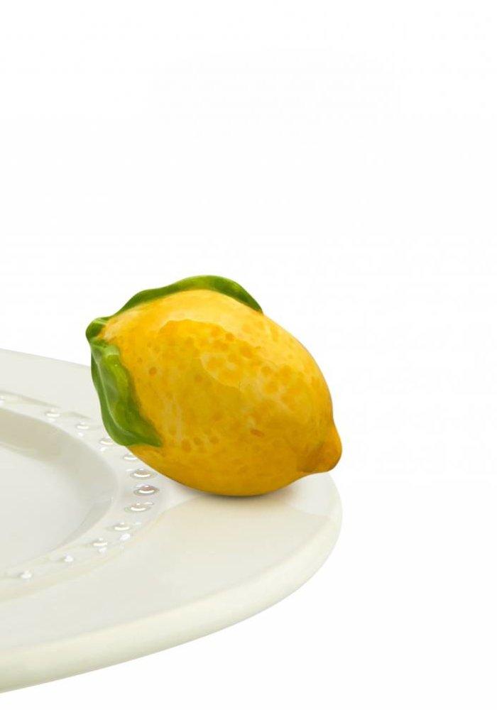 Lemon Squeeze Nora Fleming Mini