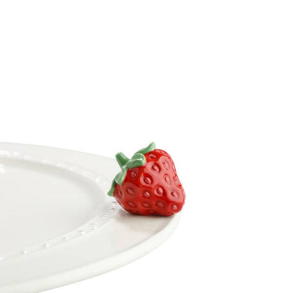 Nora Fleming Juicy Fruit Strawberry Nora Fleming Mini
