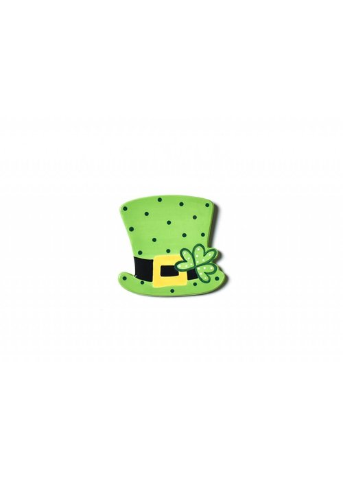 Happy Everything Leprechaun Mini Hat Attachment