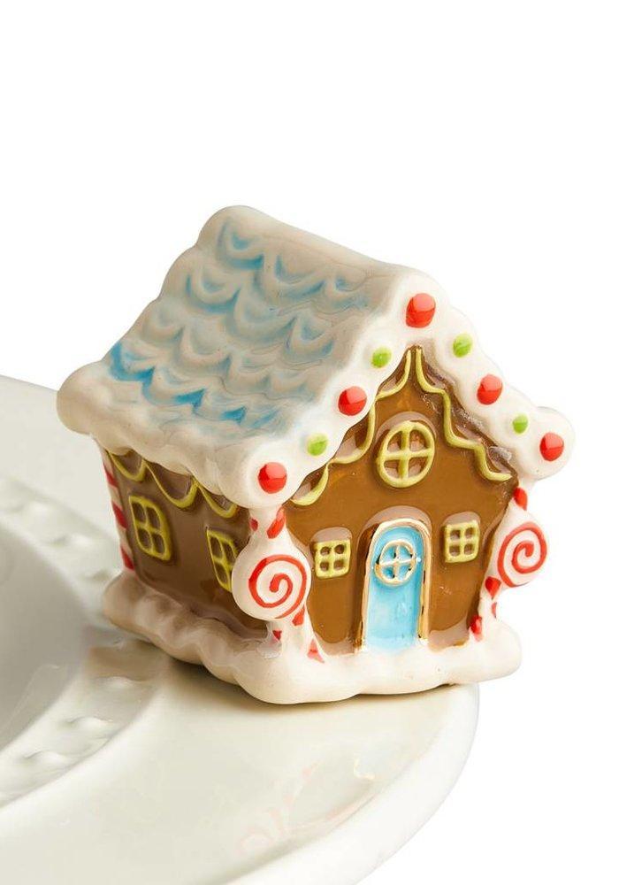 Candyland Lane Gingerbread House Mini