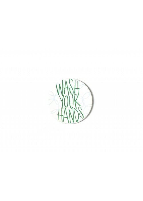 Happy Everything Wash Your Hands Bubble Mini Attachment